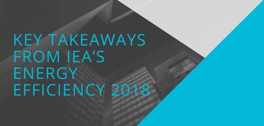 takeaways iea 2018