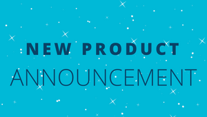 New Product Announcement - email