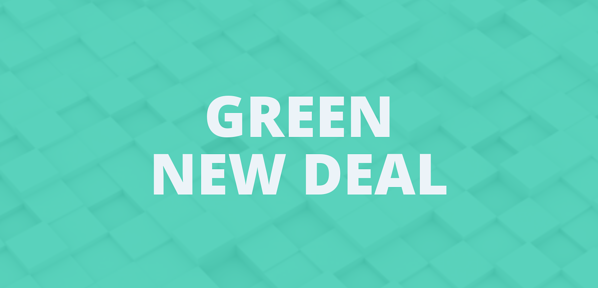 New Green Deal - January 2019 Newsletter