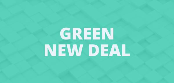 New Green Deal - January 2019 Newsletter